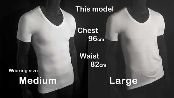 De ideale maat ondershirt voor onder je overhemd